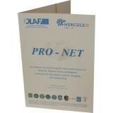 mapa PRO-NET