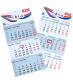Calendare pliabile