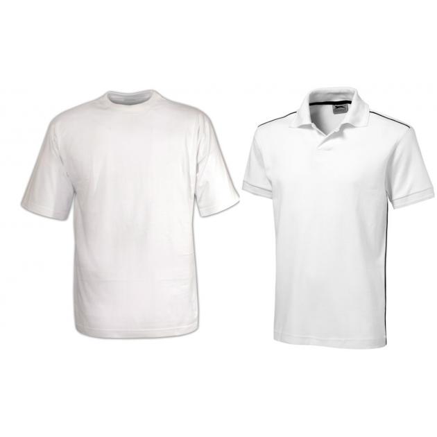 Tricouri albe